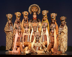 the lion king musikal london