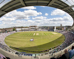 oval ground tours