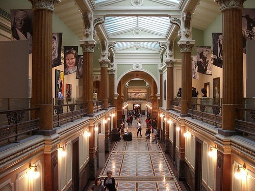 The National Portrait Gallery