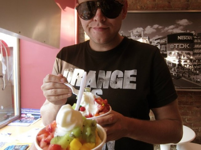 Daniel tipsar om SNOG i London