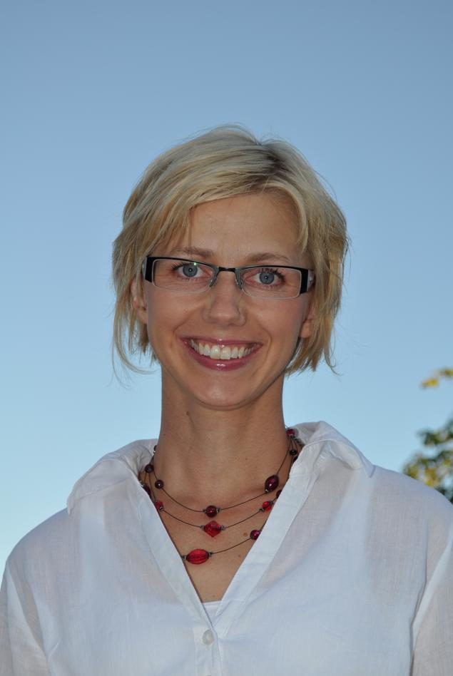 Åsa Bouck, the founder of Swedish2go