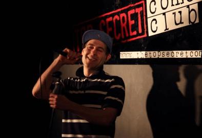 top secret comedy