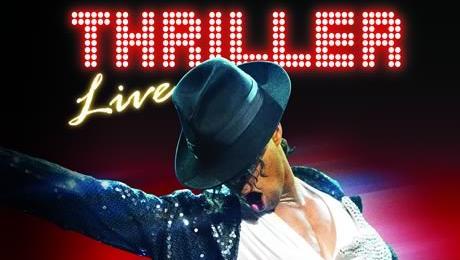 thriller live musikal i london