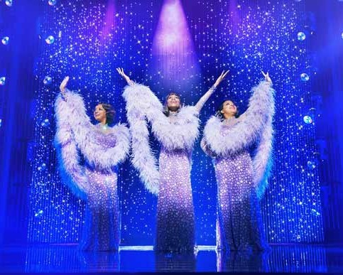 dreamgirls musikal london