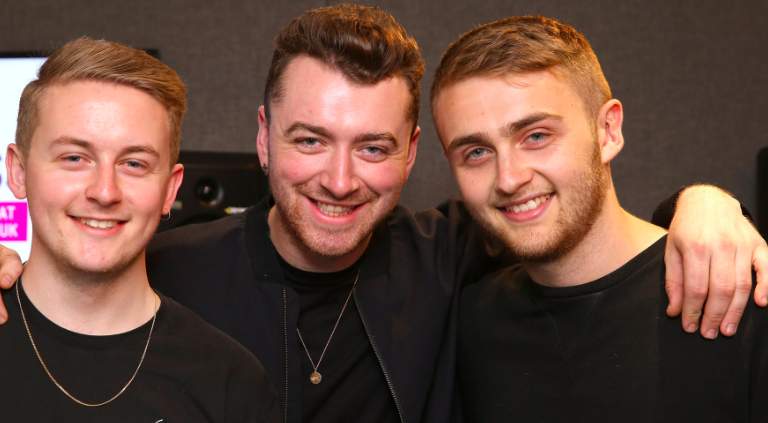 Disclosure Sam Smith