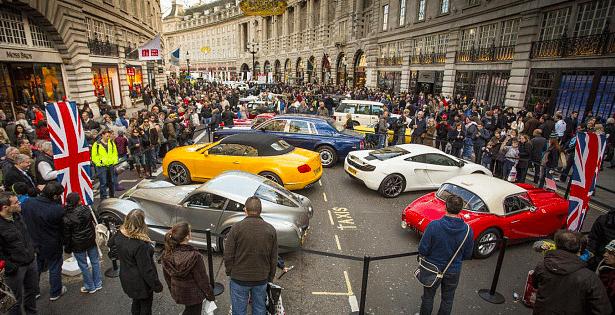 Regents motorshow