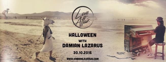 Halloween Love Affair Loft Studios