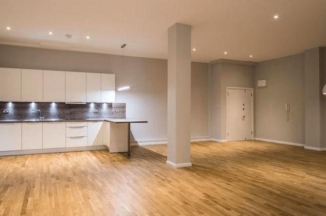 3 bedroom flat, Hackney