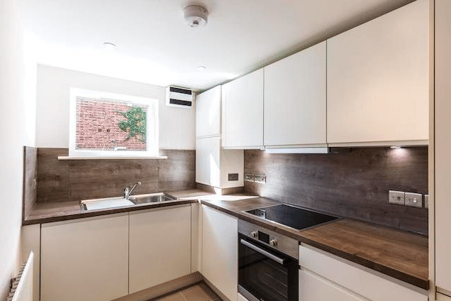 1 bed flat, SW4