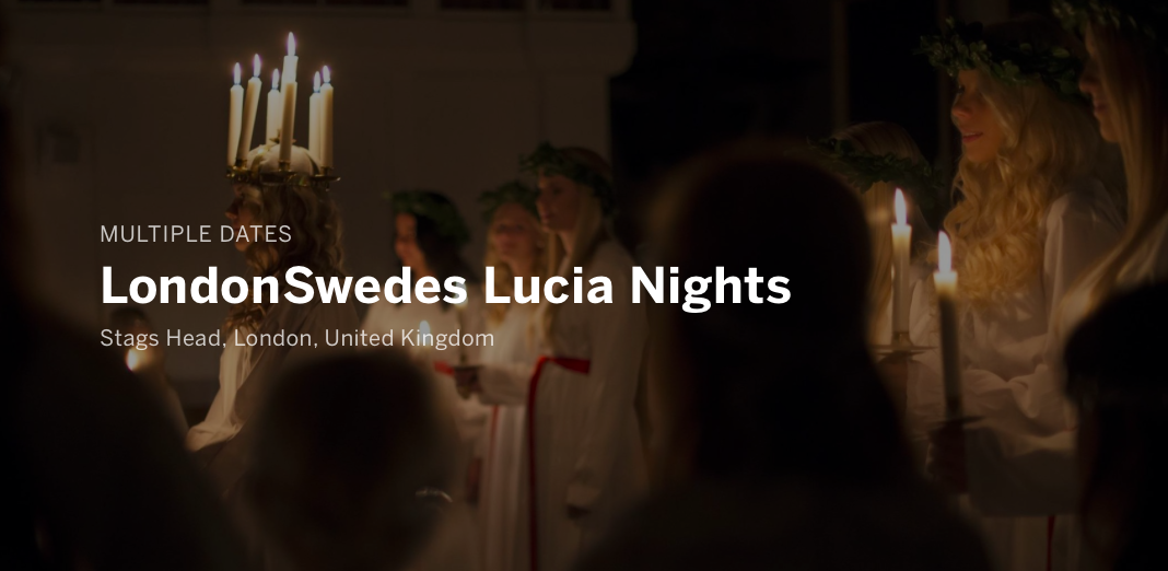 Lucia Nights