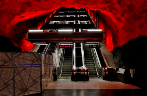 stockholm tube