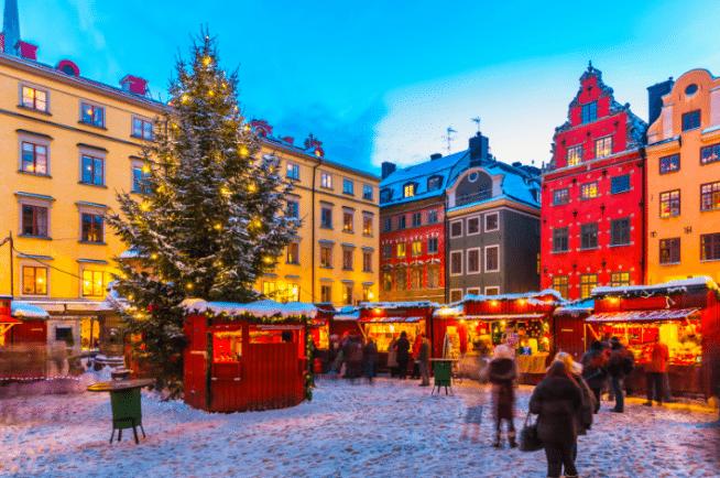 jul stockholm