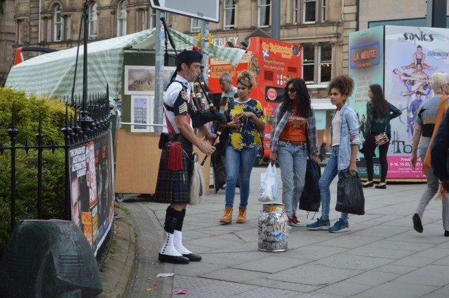 Fringe scotland