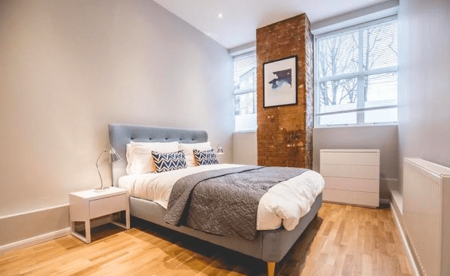 2 bedroom, Cotton Lofts, Hackney
