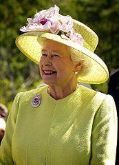 Drottning Elizabeth II. Foto: Wikipedia Commons