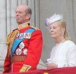 Hertigen och Hertiginnan av Kent. Källa: By Carfax2 - Own work, CC BY-SA 3.0, https://commons.wikimedia.org/w/index.php?curid=26707077