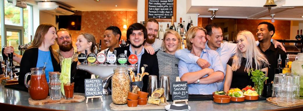 JOBB: Bar staff to join a brilliant team!