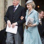 Hertigen och Hertiginnan av Gloucester. Källa: Woman & Home, https://uk.pinterest.com/pin/335518240959753657/