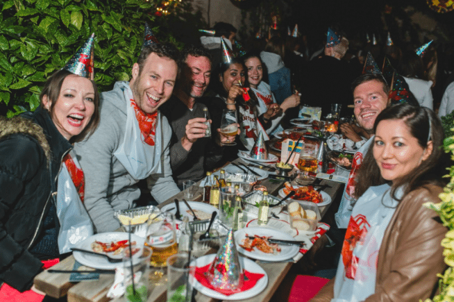 LondonSwedes Crayfish Festival