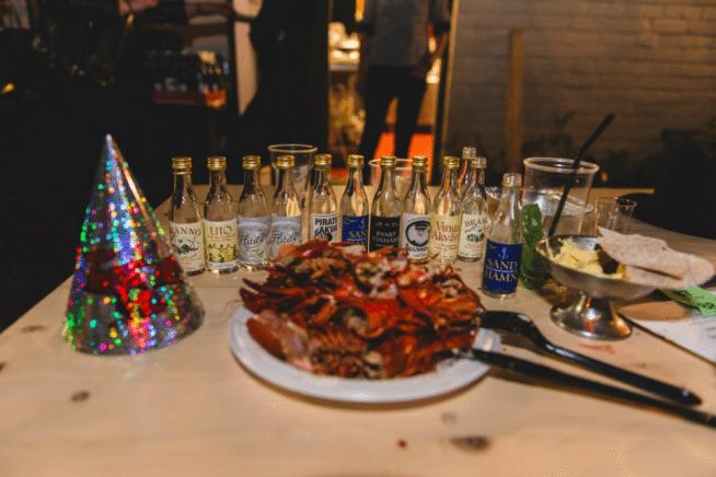 LondonSwedes Crayfish Festival