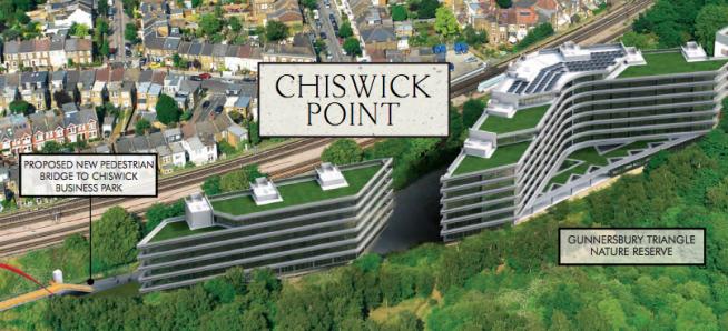 Chiswick flat