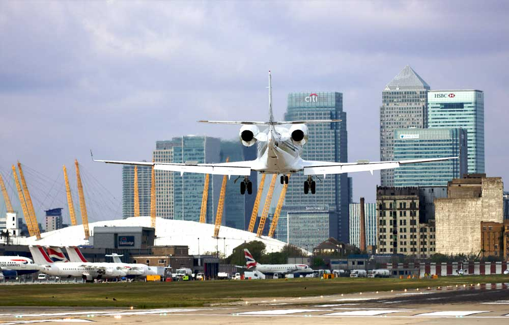 London-City-Airport-Transfers