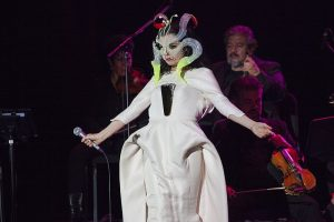 bjork all points east