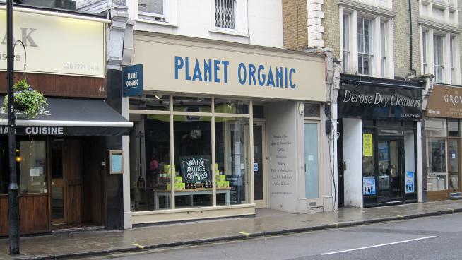 planet organic