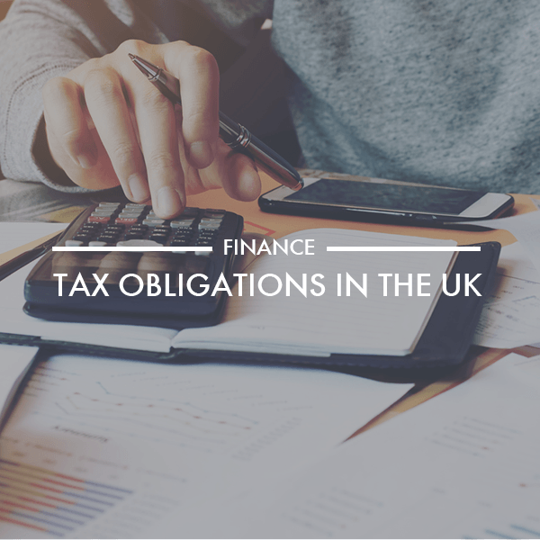 Tax obligations in the UK